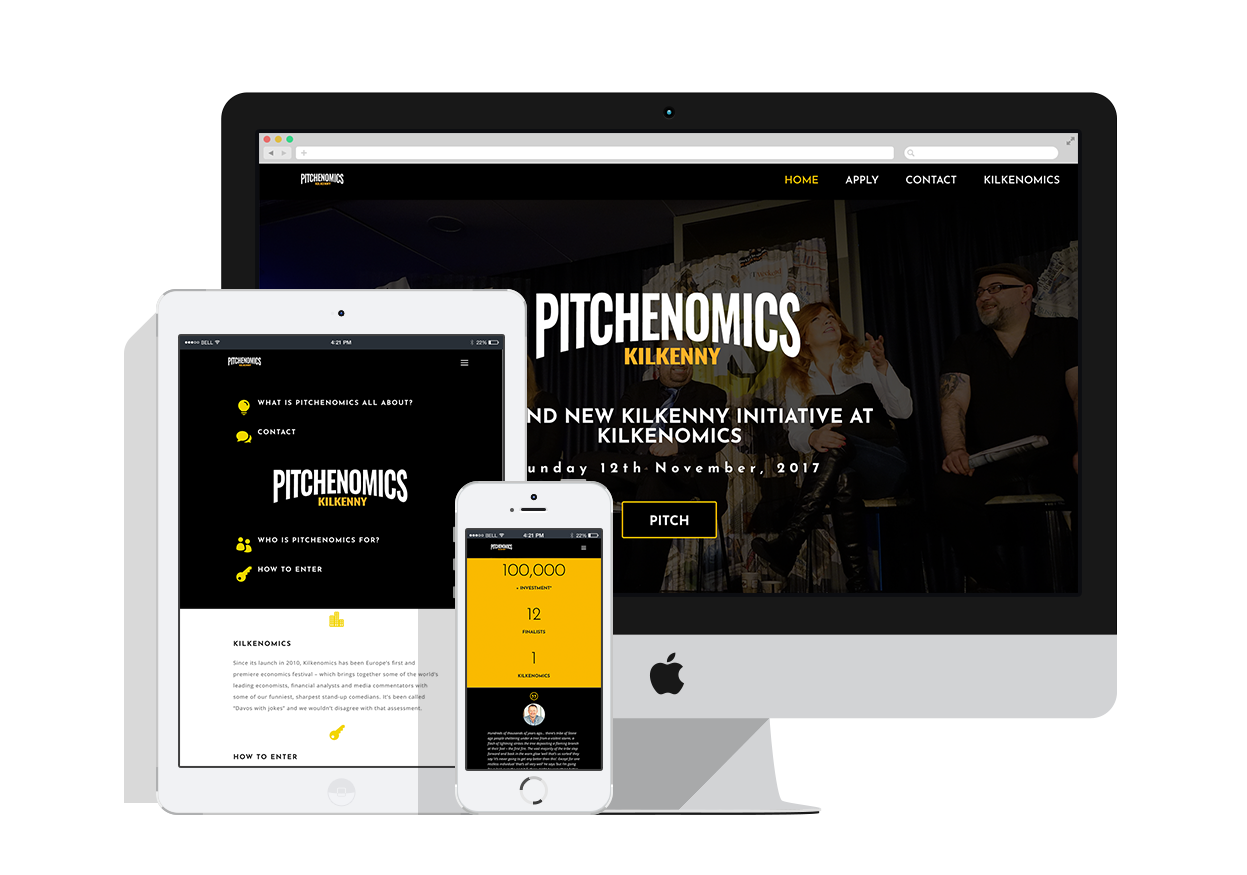 Pitchenomics Launch