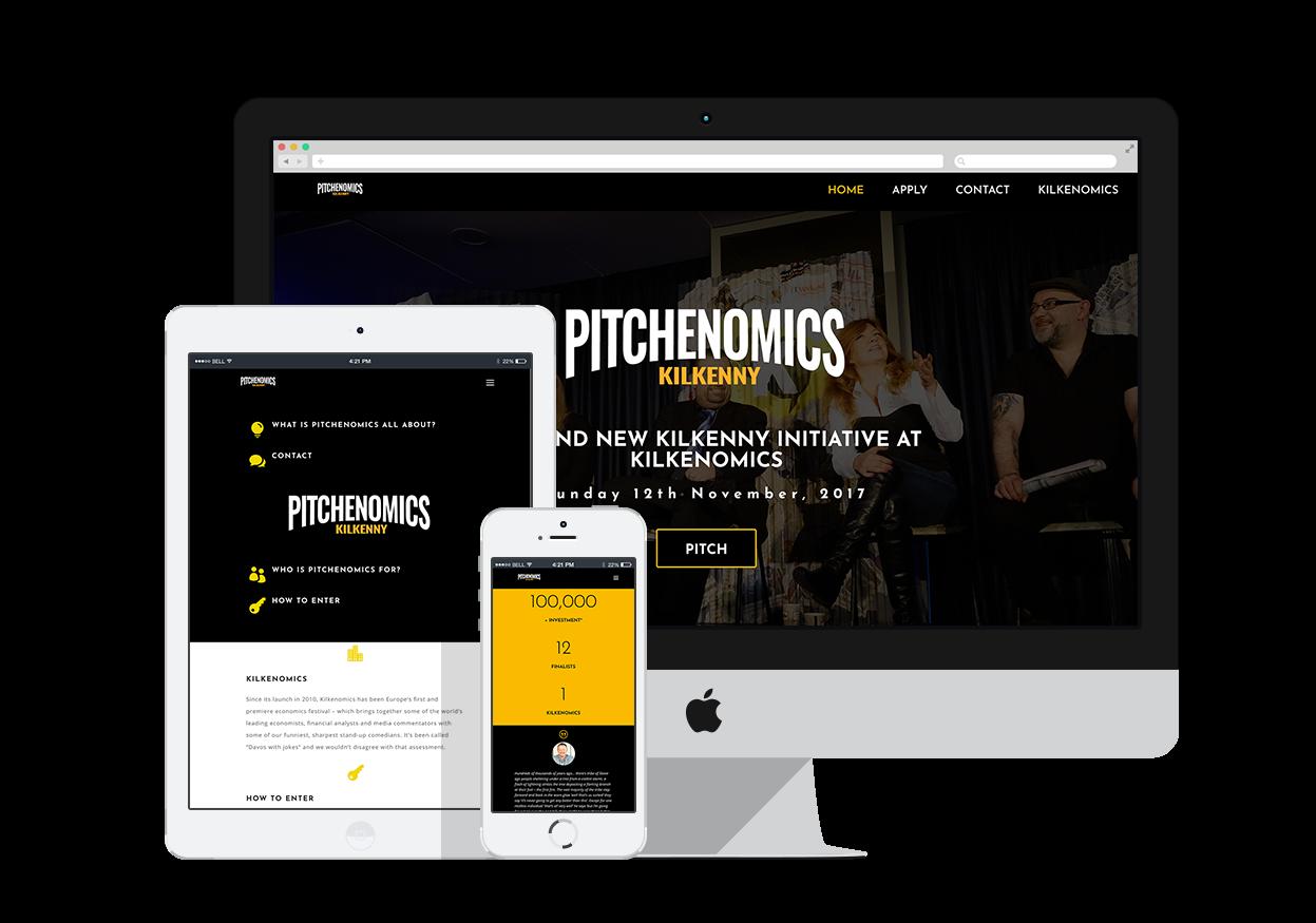 Pitchenomics Launch
